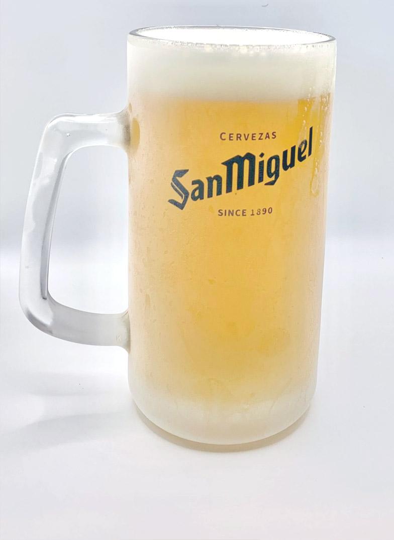 Jarra San Miguel